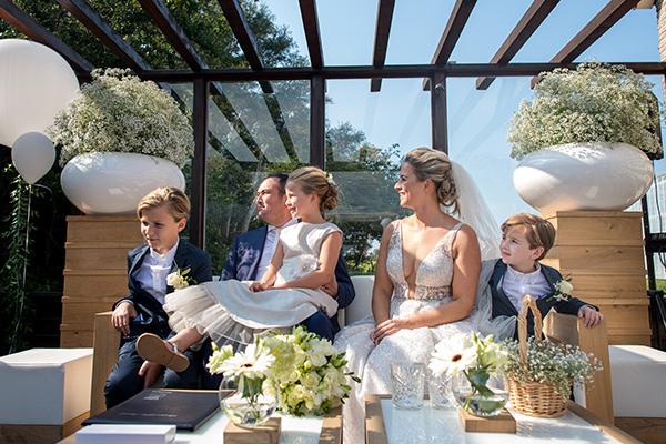 zomer bruidsbloemen